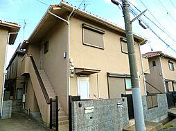 兵庫県西宮市日野町の賃貸アパートの外観