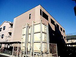 アンプルールフェール北戸田[3階]の外観