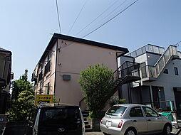 コーポ長沢[1階]の外観