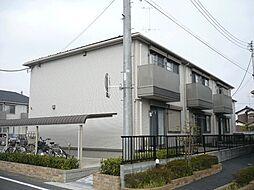 ビアンキ花崎B[203号室]の外観