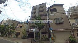 コンチネンタル真田山東[2階]の外観