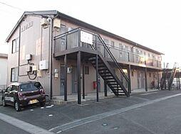 静岡県浜松市中区佐藤1丁目の賃貸アパートの外観