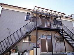 増尾荘[201号室]の外観