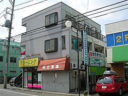 東京都東村山市青葉町2丁目の賃貸マンションの外観