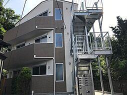 ドリームコート金沢八景[1階]の外観