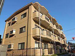 東京都足立区東和3丁目の賃貸マンションの外観