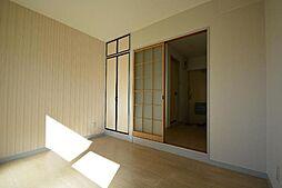 サンコーポミロクの洋室