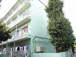 富士コーポ[105号室]の外観