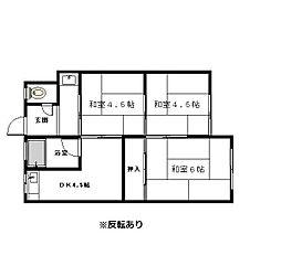 鶴原駅 3.6万円