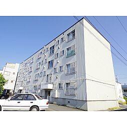 本城マンション B棟[3階]の外観