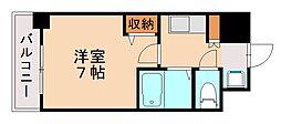 オレンジビル[1階]の間取り