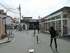 西武新宿線 沼袋駅
