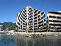 コアマンションマリナシティ長崎 C棟[201号室]の外観