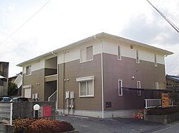 バローレ御立A棟[2階]の外観