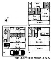 弁天町駅 2,800万円