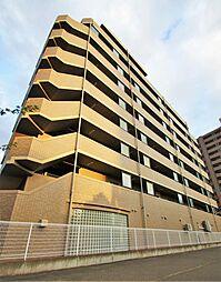 宮城県仙台市宮城野区小田原2丁目の賃貸マンションの外観