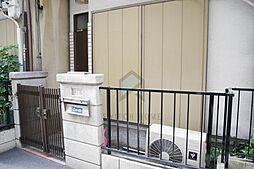 大阪府東大阪市御厨3丁目の賃貸アパートの外観