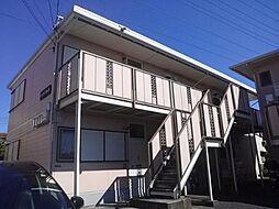 神奈川県横浜市泉区下和泉3丁目の賃貸アパートの外観