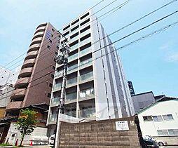 京都府京都市中京区円福寺町の賃貸マンションの外観