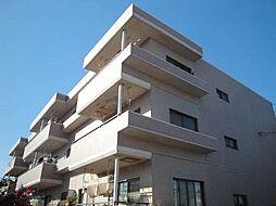 新町ベルメゾン[3階]の外観