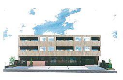 大阪府高槻市城北町1丁目の賃貸マンションの外観