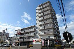 北海道札幌市東区北二十一条東15丁目の賃貸マンションの外観