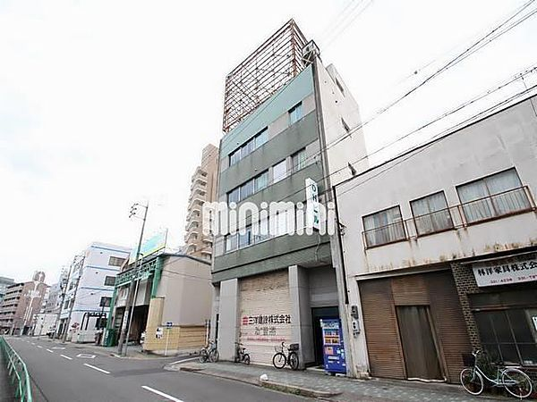 OHビル 3階の賃貸【愛知県 / 名古屋市中川区】