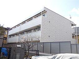 兵庫県芦屋市松浜町1丁目の賃貸アパートの外観