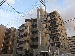 大阪府大阪市住吉区杉本1丁目の賃貸マンションの外観