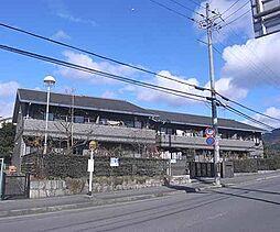 京都府京都市左京区岩倉西河原町の賃貸マンションの外観