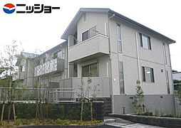 [タウンハウス] 愛知県名古屋市名東区新宿2丁目 の賃貸【/】の外観
