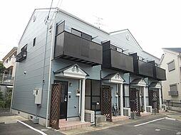 DUPLEX橘[2階]の外観