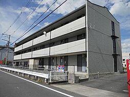 レオパレス富田[3階]の外観
