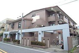 東京都豊島区千川1丁目の賃貸マンションの外観