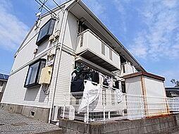 千葉県柏市増尾5の賃貸アパートの外観