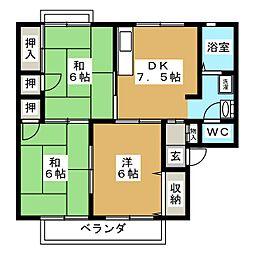 多賀城駅 5.4万円