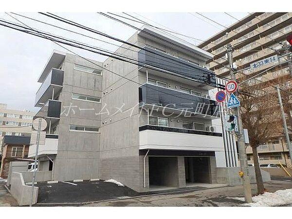 LIEN N33 (リアンN33) 1階の賃貸【北海道 / 札幌市東区】
