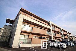 愛知県豊田市東新町3丁目の賃貸マンションの外観