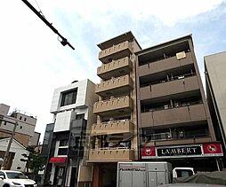 京都府京都市東山区三条通東大路西入ル西海子町の賃貸マンションの外観