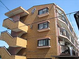 ドミ−ルオガワ[4階]の外観