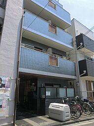 コーポ南津守[2階]の外観