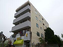 コーポ山忠[4階]の外観