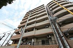 大阪府大阪市西淀川区姫里3丁目の賃貸マンションの外観