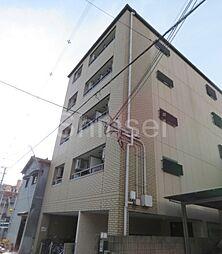 大阪府堺市堺区少林寺町東1丁の賃貸マンションの外観
