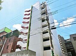 埼玉県さいたま市浦和区東仲町の賃貸マンションの外観