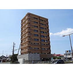 コーディアルコート津[10階]の外観