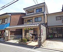 京都府京都市上京区猪熊通寺之内上る東西町の賃貸マンションの外観