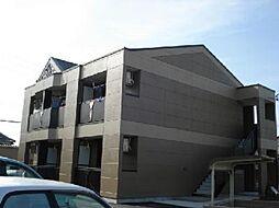愛知県一宮市大和町妙興寺字山王浦の賃貸アパートの外観