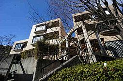 兵庫県宝塚市雲雀丘山手2丁目の賃貸マンションの外観