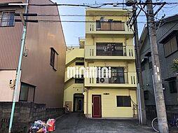 幸川マンション 縁[3階]の外観